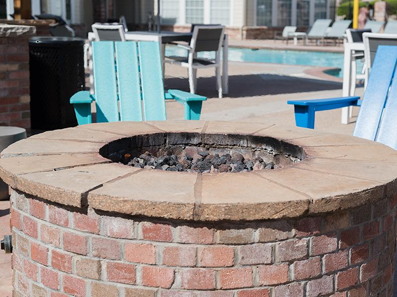 Fire Pit | Regatta Apartments
