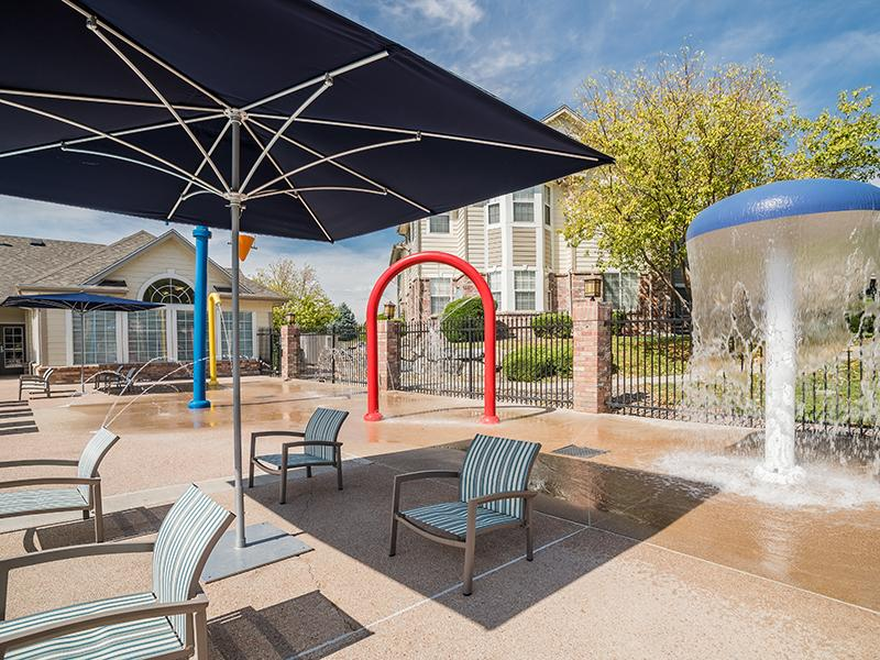 Splash Park   Regatta Apartments