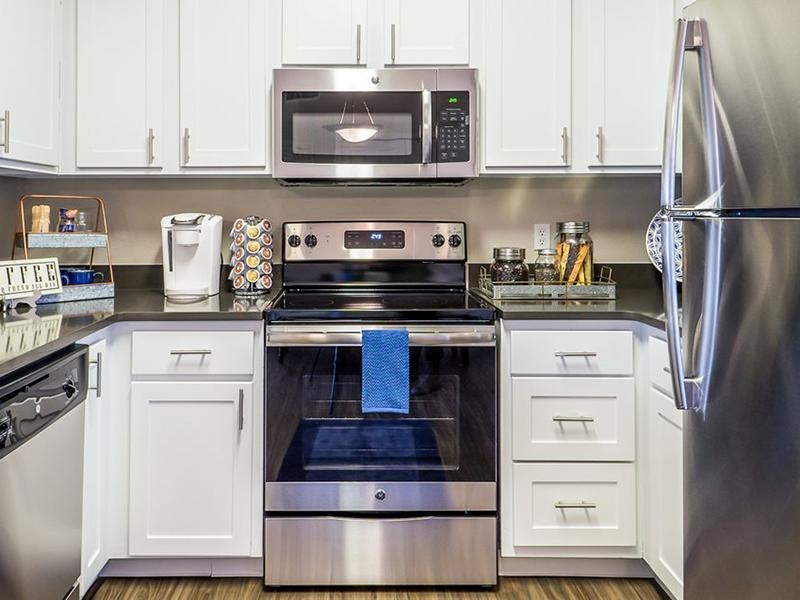 Kitchen | Regatta Apartments