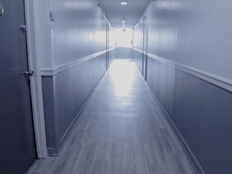 Hallway | Timber Lodge