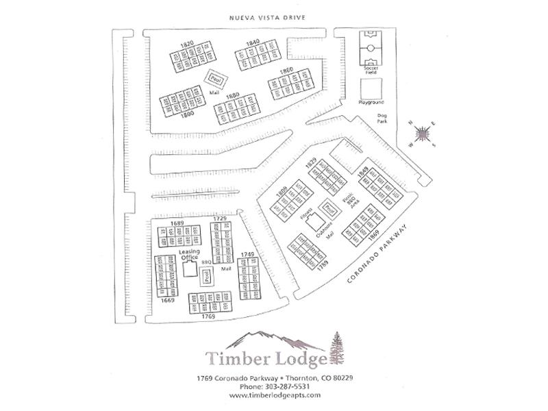 Site Map | TImber Lodge