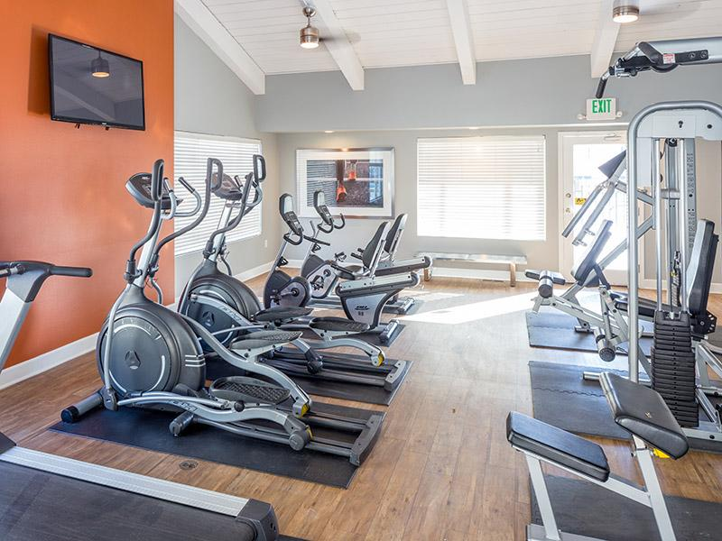 Community Fitness Center | Timber Lodge Apartments