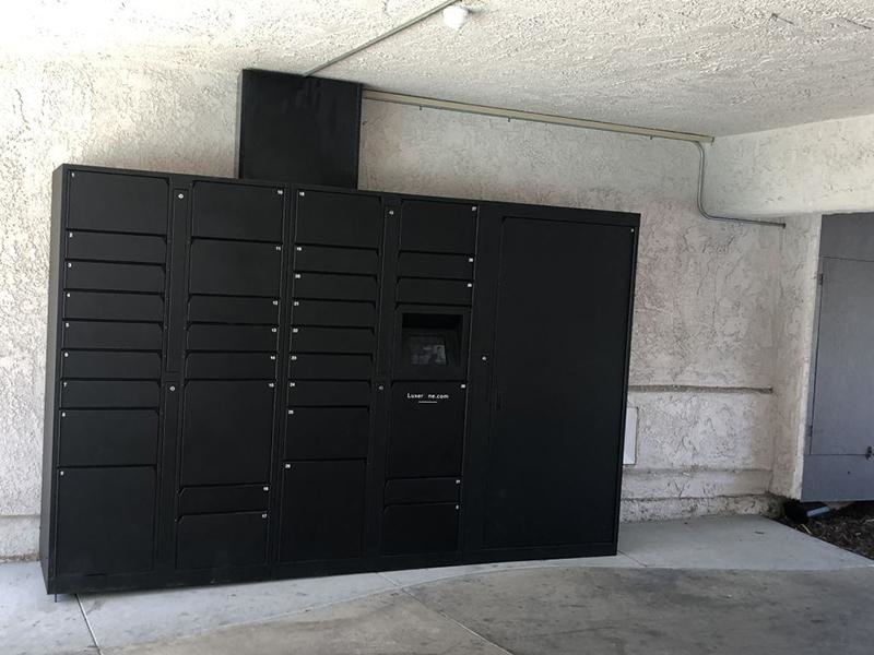 Mailboxes | Luxe 1801 Apartments