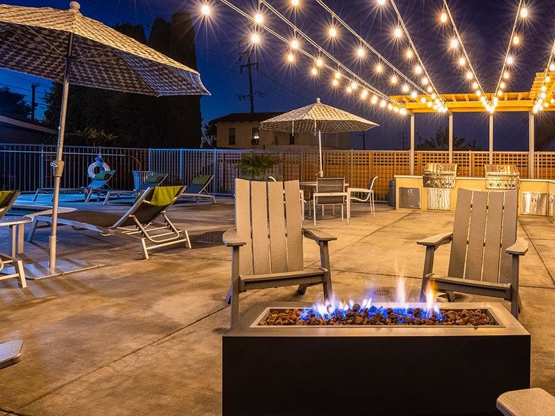 Firepit | Villas at Anaheim Hills