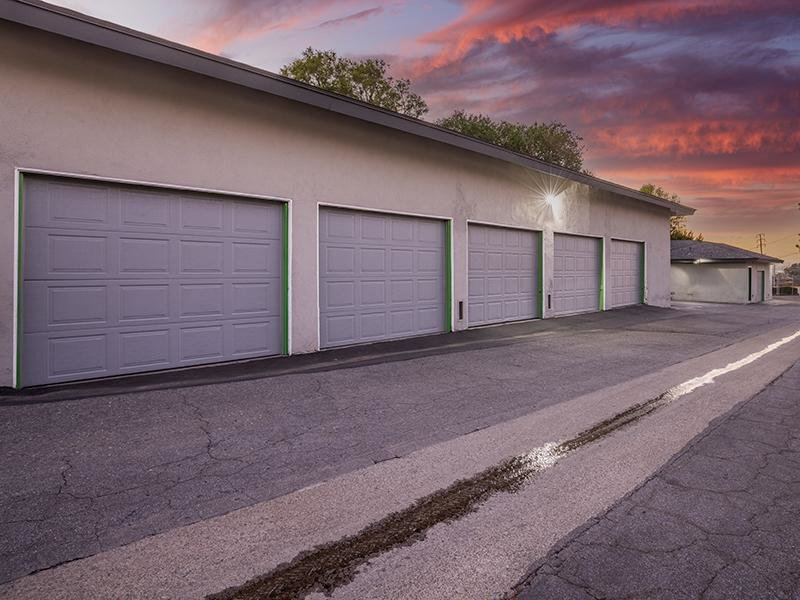 Garages | The Villas at Anaheim Hills