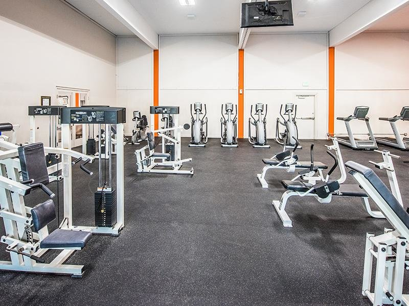 Gym | The Eleven Hundred Apartments in Sacramento CA