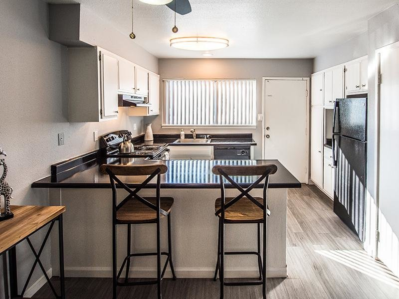 Kitchen | The Eleven Hundred Apartments in Sacramento CA