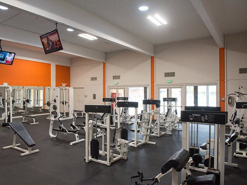 Community Fitness Room | The Eleven Hundred Apartments in Sacramento CA