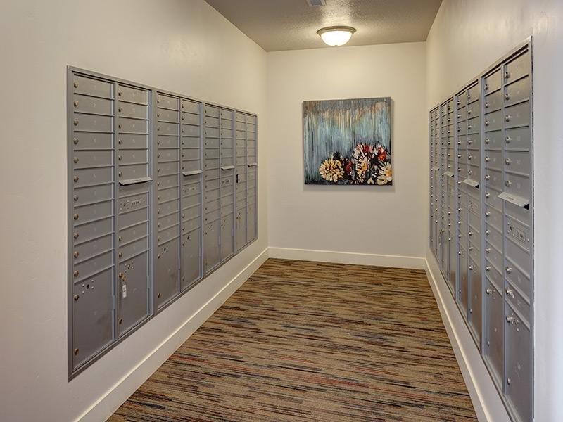 Locker Room - West Station Apartments in Salt Lake City, UT