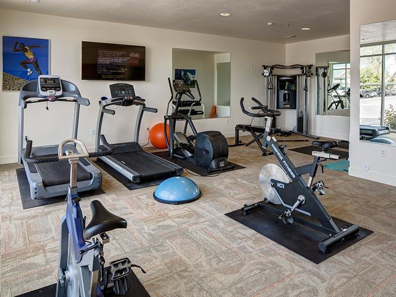 Gym - Apartments in Salt Lake City, UT