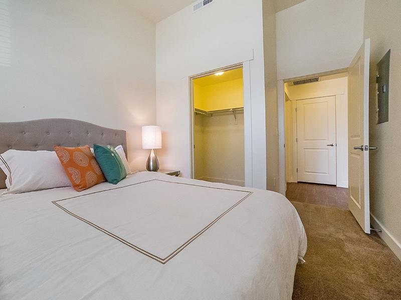 Bedroom - West Station Apts in Salt Lake City, UT