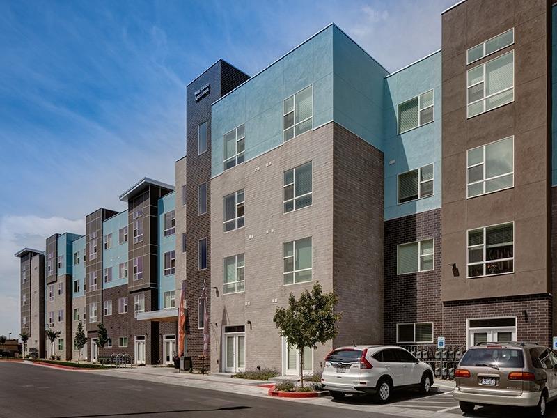 Exterior - West Station Apartments in Salt Lake City, UT