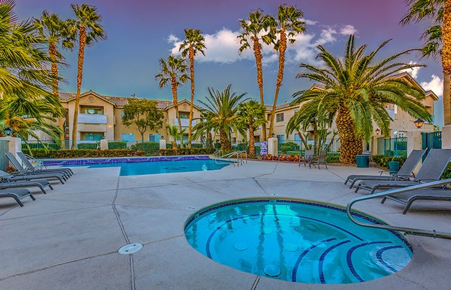 The Villas at 6300 Apartments in Las Vegas, NV