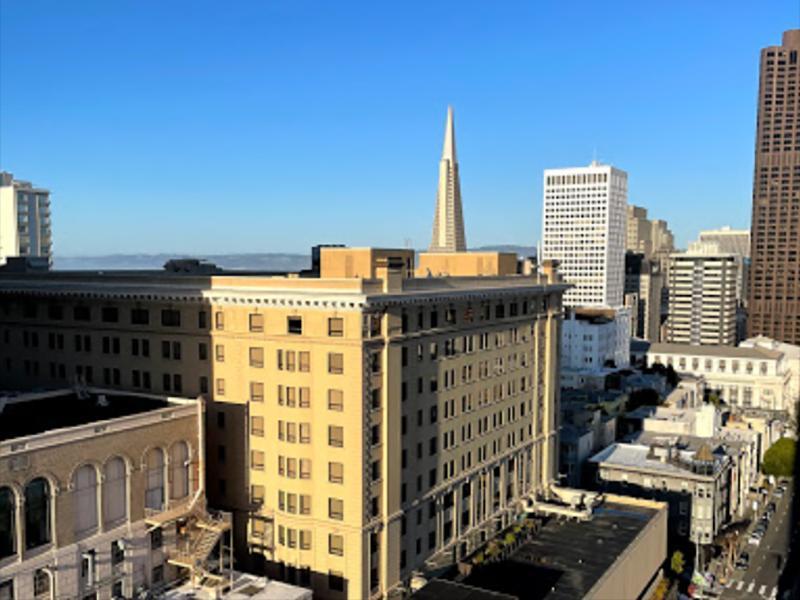 View | The Pinnacle at Nob Hill in San Francisco