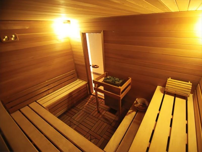 Sauna | The Pinnacle at Nob Hill
