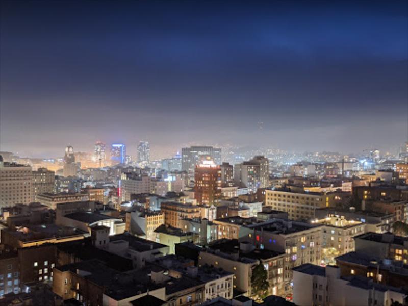 City View | The Pinnacle at Nob Hill in San Francisco