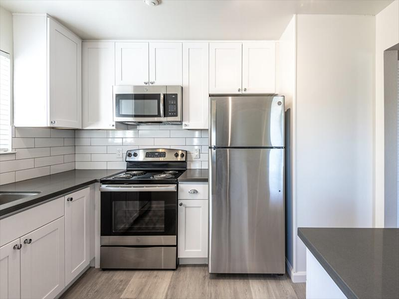 Fully Equipped Kitchen | McInnis Park
