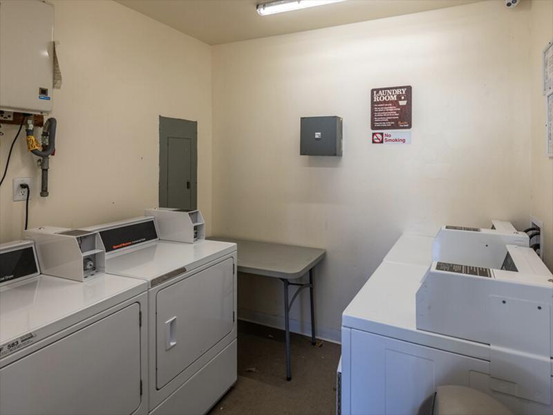 Laundry Facility | McInnis Park