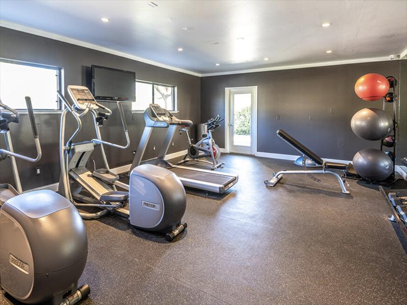 Fitness Center | McInnis Park