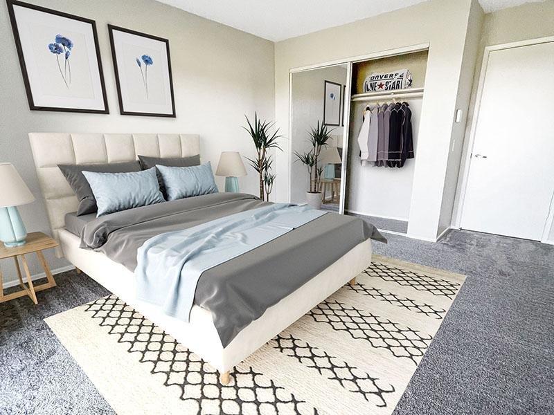 Model Bedroom | McInnis Park