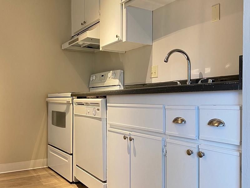 Fully Equipped Kitchen | Park Hill