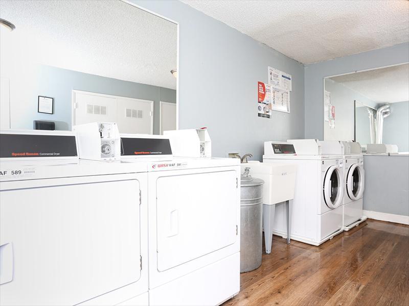 Laundry Facility | Park Hill