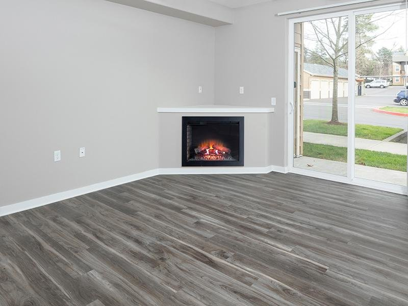Fire Place | Apartments in Wilsonville, OR