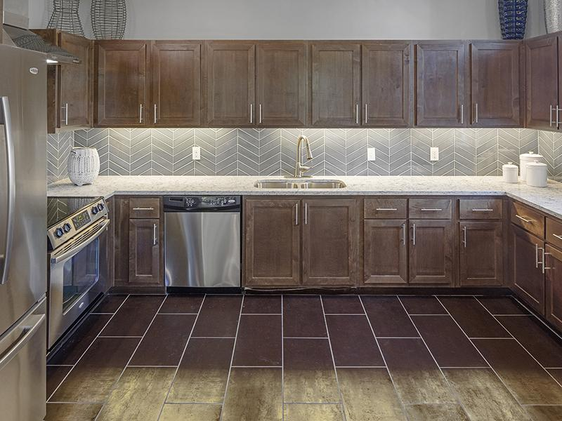 Kitchen | Jory Trail at The Grove