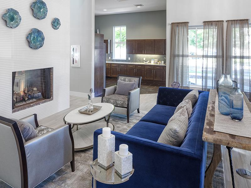 Clubhouse Living Room | Jory Trail at The Grove