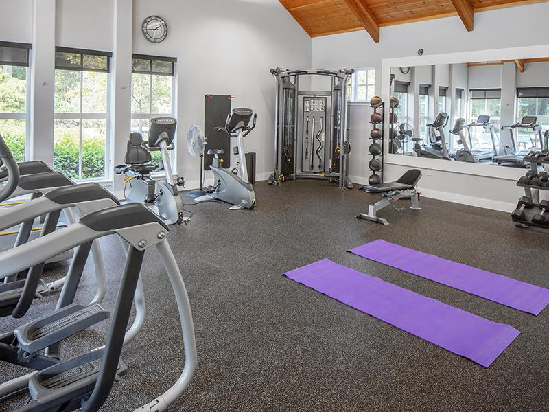 Fitness Center | Jory Trail at the Grove