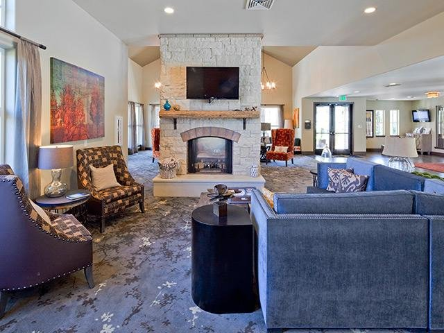 Clubhouse Interior | Jory Trail at The Grove
