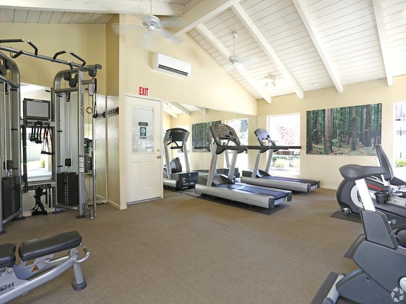 Casa Arroyo | Apartment Gym