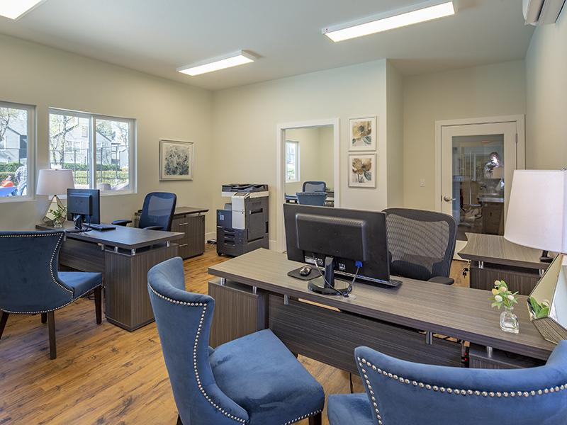 Leasing Office | The Charleston