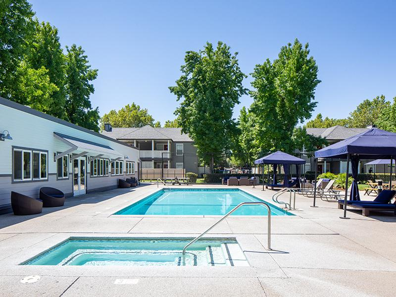 Pool and Spa   The Charleston