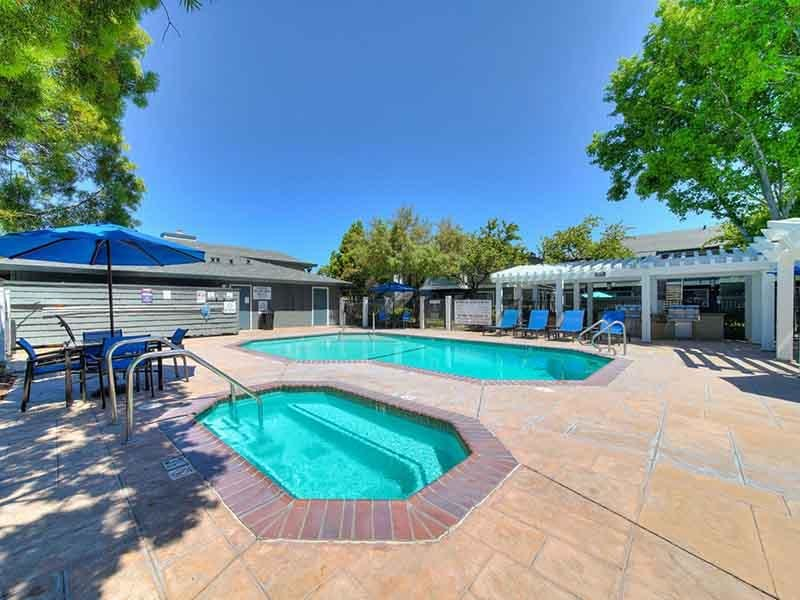 Swimming Pool | Apartments in San Leandro, CA