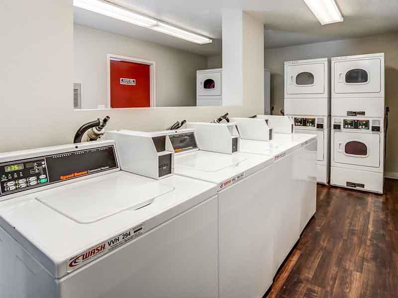 Laundry Facility |  Parkside Commons Apts in San Leandro, CA