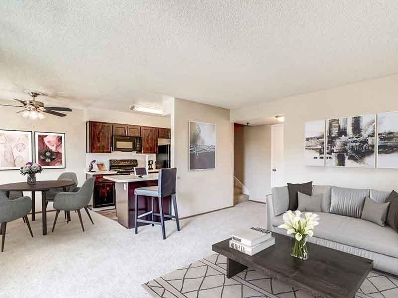 Open Floorplans | San Leandro Apartments