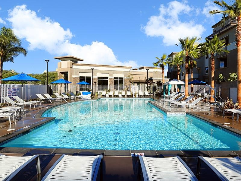 Swimming Pool | Tempo at Riverpark Apartments