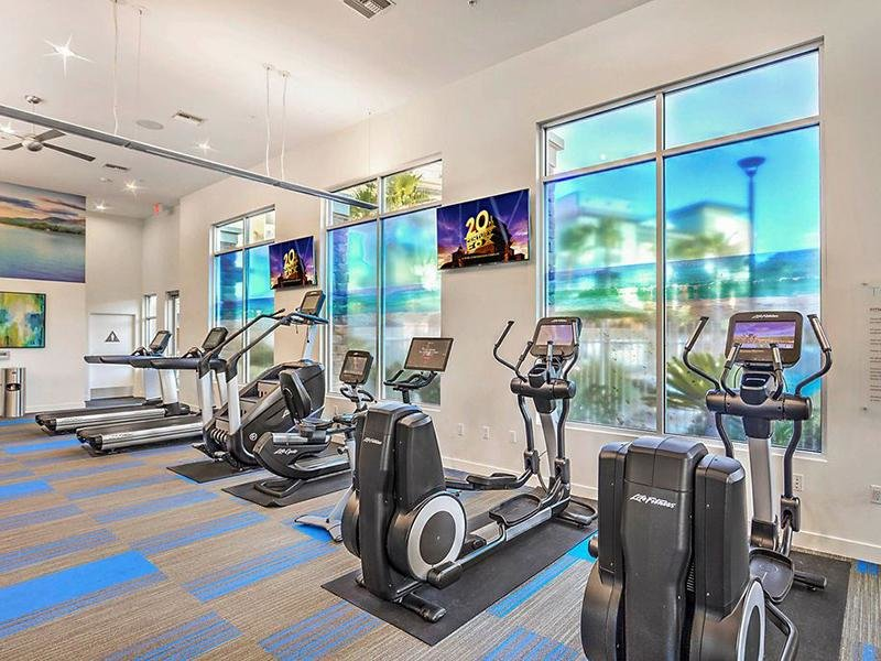 Fitness Center | Tempo Riverwalk