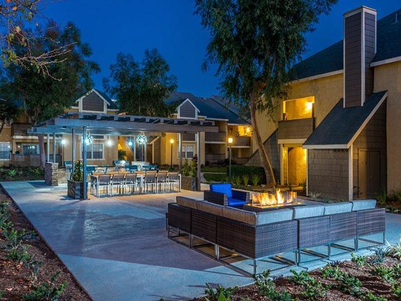 Parc Claremont  in Upland, CA