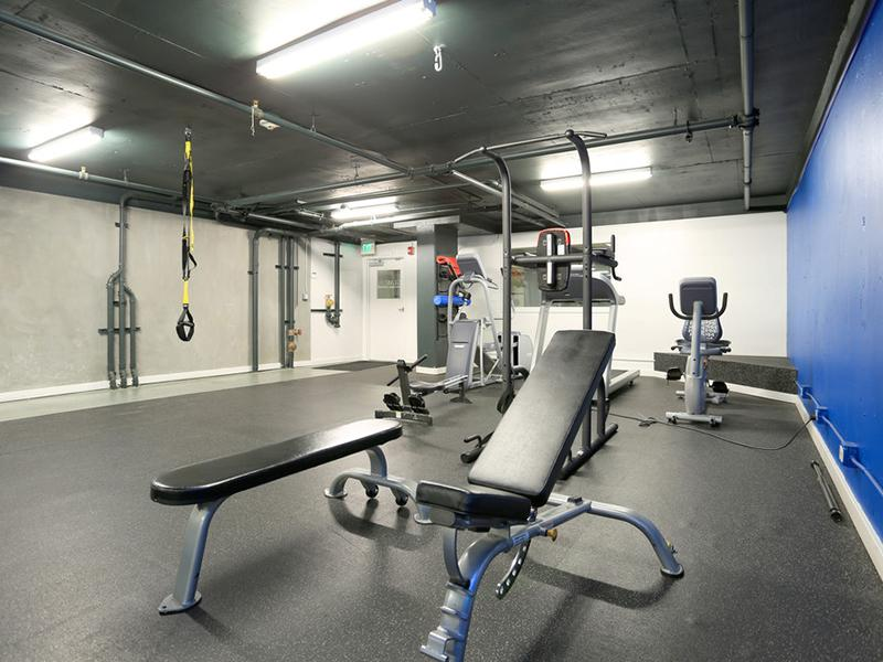 Fitness Center  | Glasdore Lofts Apartments in San Francisco, CA