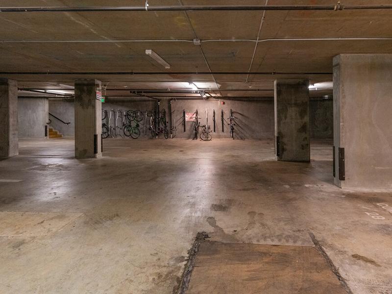 Parking Garage | Glasdore Lofts