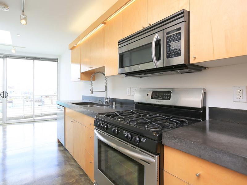 Kitchen Interior | Glasdore Lofts