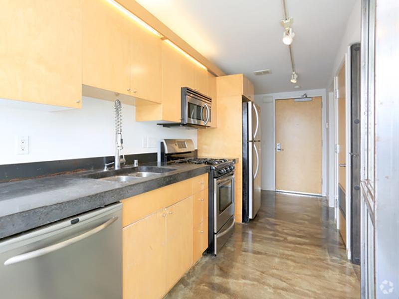 Kitchen | Glasdore Lofts