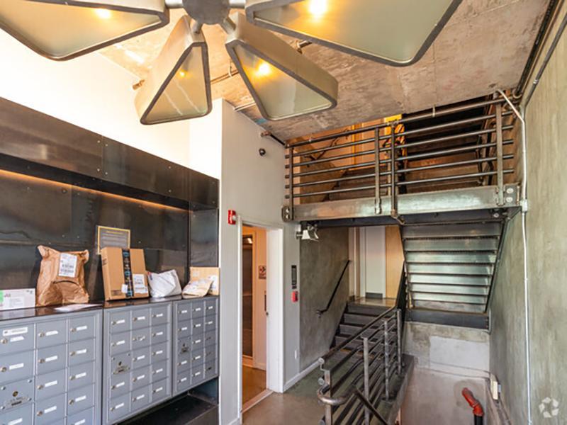 Mail Room | Glasdore Lofts