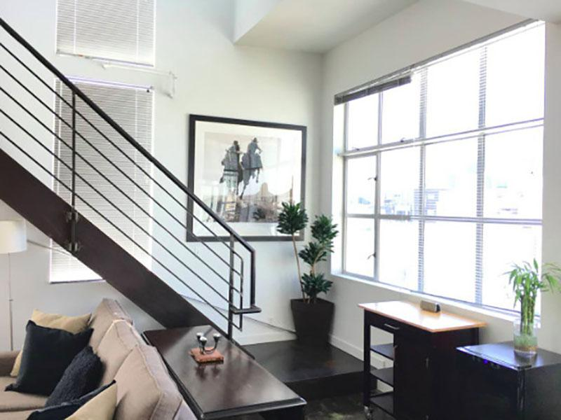Living Room | Lantern Lofts