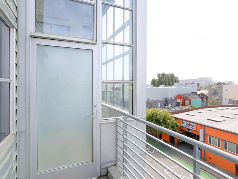 Balcony | Lantern Lofts