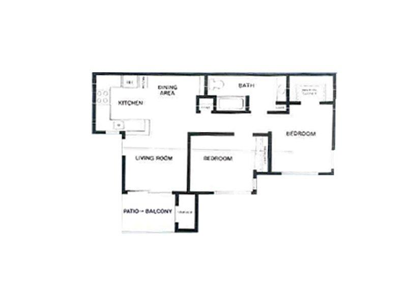 Floor Plans at Costa Azul Senior Apartments