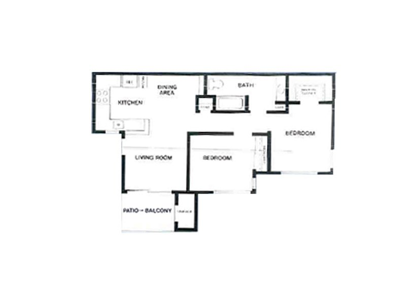 Floor Plans at Costa Azul Senior Apartments