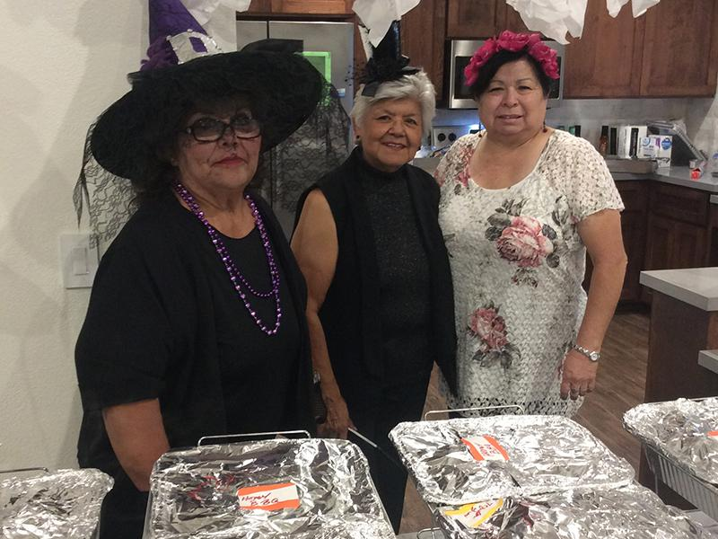 Costa Azul Senior Living Halloween Evenent
